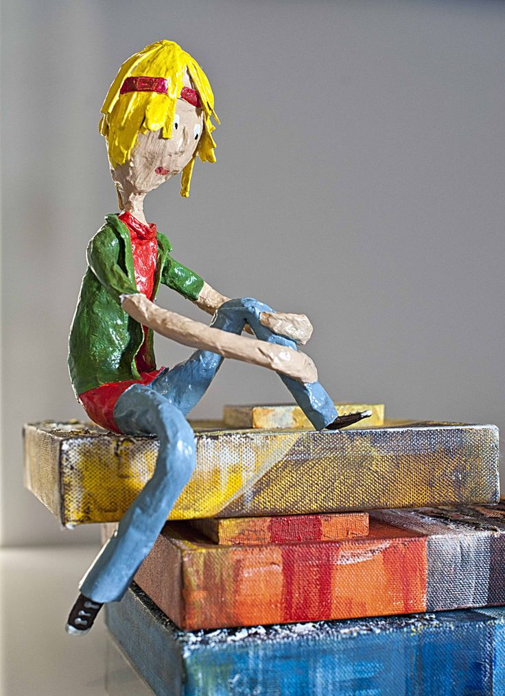JIMMY | Papier Mache Seminars
