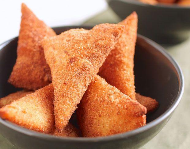 Cinnamon Tortilla Chips Recipe - RecipeChart.com