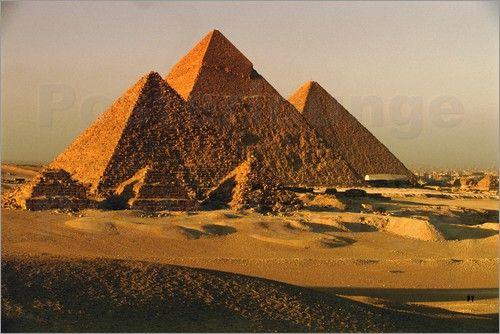 Pyramiden von Gizeh - Kenneth Garrett