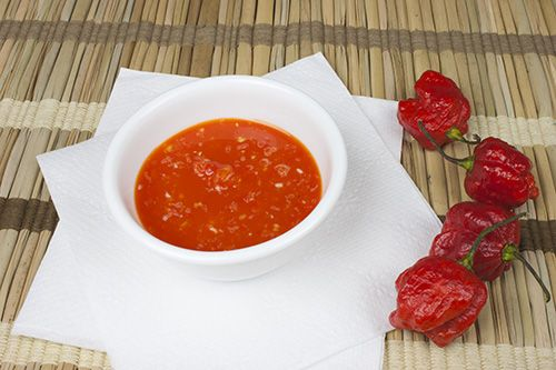 Superhot Sriracha Recipe with Trinidad Moruga Scorpion