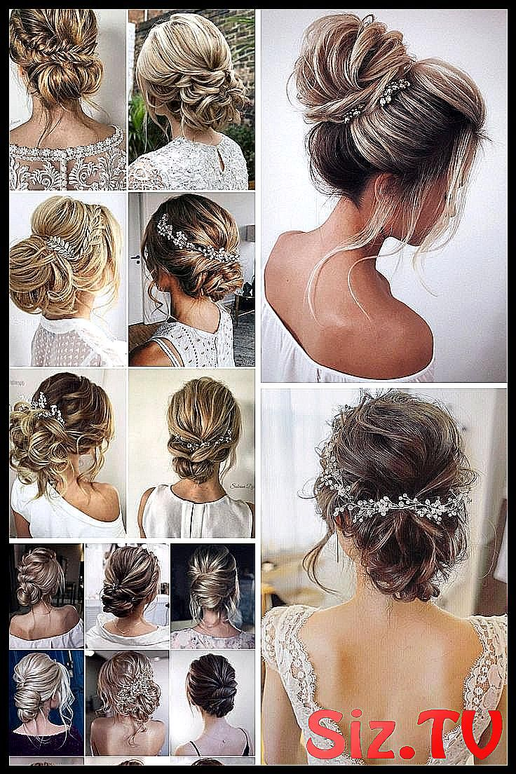 30 Awesome Wedding Hairstyle Collection 30 Awesome #Asian #Awesome #bride #bridesmaids #Brown