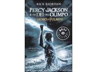 Il ladro di fulmini. Percy Jackson e gli dei dell'Olimpo (Rick Riordan) #Ciao