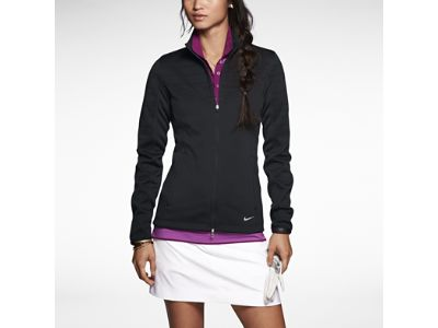 I like this whole outfit. Great colors! Nike Thermal Women's Golf Jacket