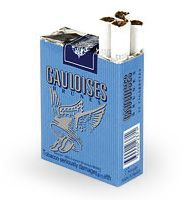 Buy Gauloises Brunes Non-Filtered