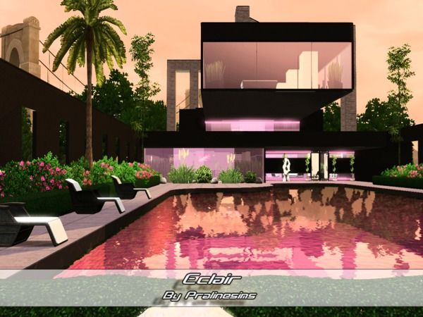 13 best sims 3 houses images on Pinterest | Sims 3, Free sims and ...