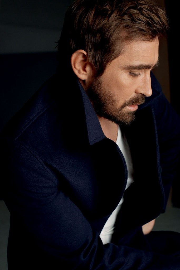 Lee Pace, photographed by Blossom Berkofsky for Crash magazine, The Art Issue, 2014.