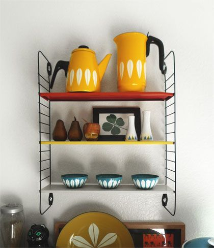 dont think we need more shelves... must have a soft spot for them.
