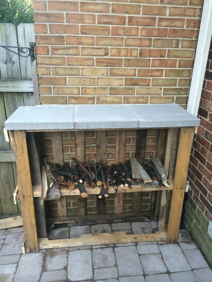 How To Make A Buffet Table Out Of Pallets Woodworking