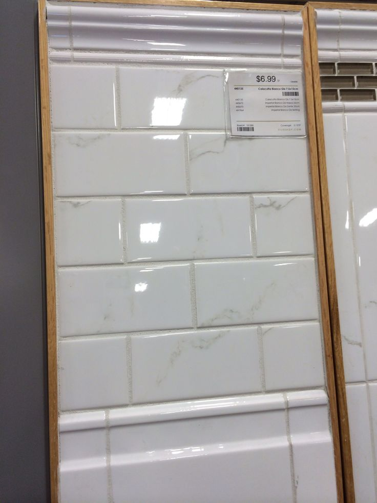 By  Tile In Kitchen