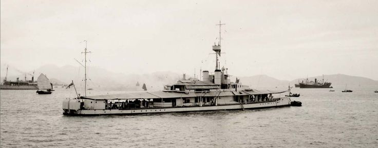"apostlesofmercy: "" HMS Tarantula, an Insect-class gunboat and one time flagship of the British Pacific Fleet, when for twelve days in 1944 she flew the flag of Admiral Sir Bruce Fraser, commanding what was the most powerful fleet ever put to sea by..."