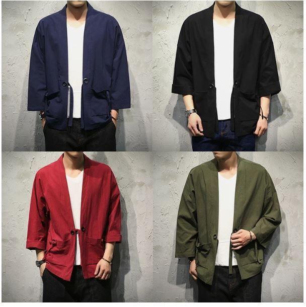 Baju Kimono Pria