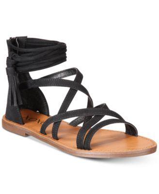 601c7b5e43d Cierra Flat Sandals
