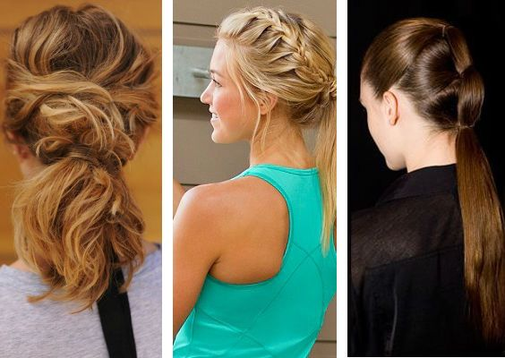 Workout Updos: The Best of Pinterest
