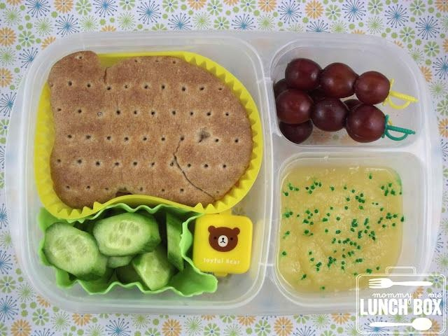 Quick and easy lunchbox ideas
