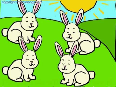 sleeping bunnies- impulse control song