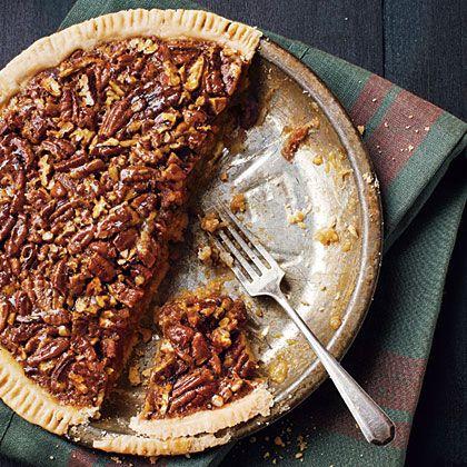 Maple-Pecan Pie | MyRecipes
