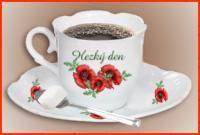 Šálek na kávu * Hezký den ♥