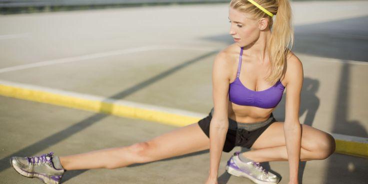 Deze 5 oefeningen werken écht voor strakke benen.