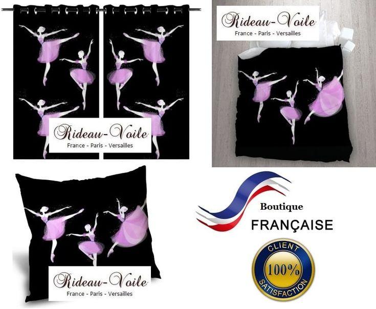 rideau housse de couette coussin danseuse ballerine rose tutu tissu motif. Motif danseuse classique en pas de danse imprimé sur tissu housse de couette en noir et rose. Housse#de#couette#motif#danseuse#classique#noir#rose#alvin#tissu#danse#bed#lit#chambre#décoration#fille#étoile#opéra#Paris#versailles#housse de couette#luxe#haut#gamme#imprimé#