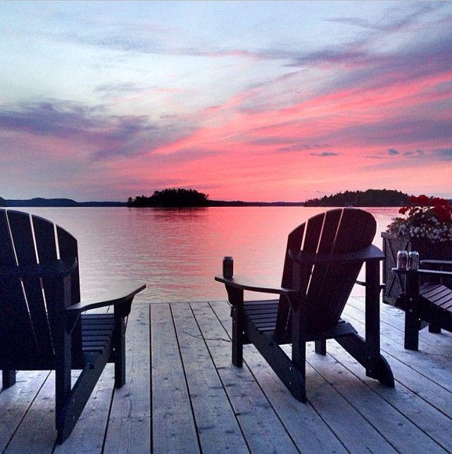 Sunset Lake Apartments: 25+ Best Ideas About Lake Dock On Pinterest