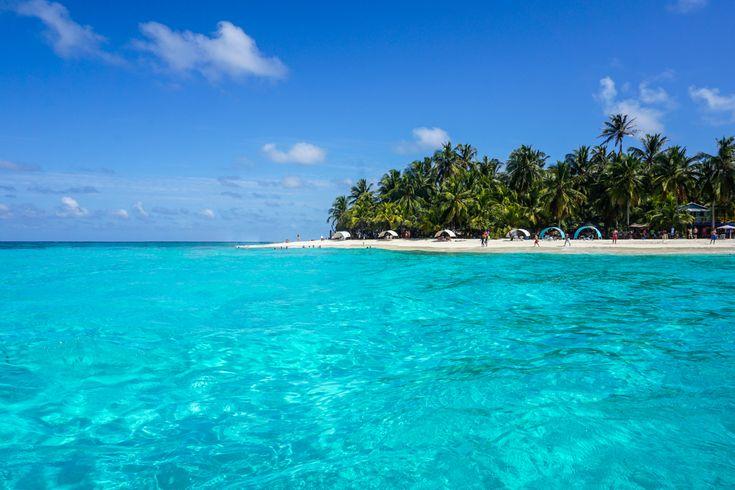 Johnny Cay, uma pequena ilha no caribe colombiano