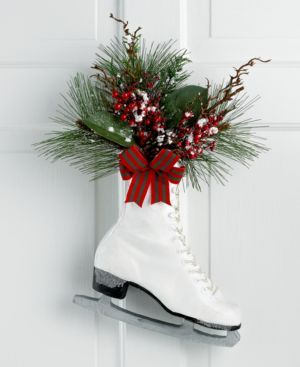 Ice Skate Wall Accent