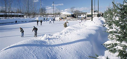 ice skating locations in greater  Kalamazoo