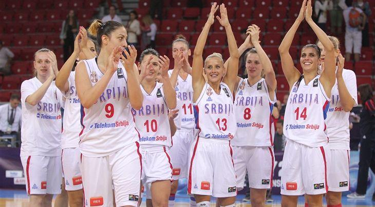 FIBA Eurobasket Women 2015 Winners