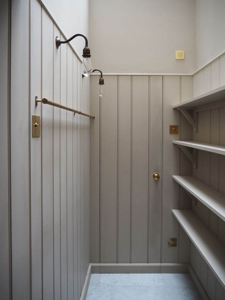 The pantry of dreams in deVOL's new London showroom