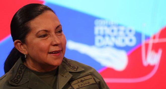 Almiranta en Jefe Meléndez: Chávez reivindicó el papel de la mujer en la Fuerza Armada