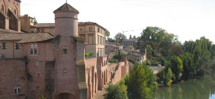 """The Abbey Museum,Gaillac, Tarn, Midi-Pyrénées, founded in 1995 in the sub-fields of the site is devoted to the arts & popular traditions,archeology, vineyards & wine, guilds & religious arts.Offers the opportunity for visitors to discover some elements allowing them to trace the origins of Gaillac.Sorry for rubbish translation-another day can't think or talk right in either language.Possibly result of too much """"artisinal ale sampling"""" yesterday!"""