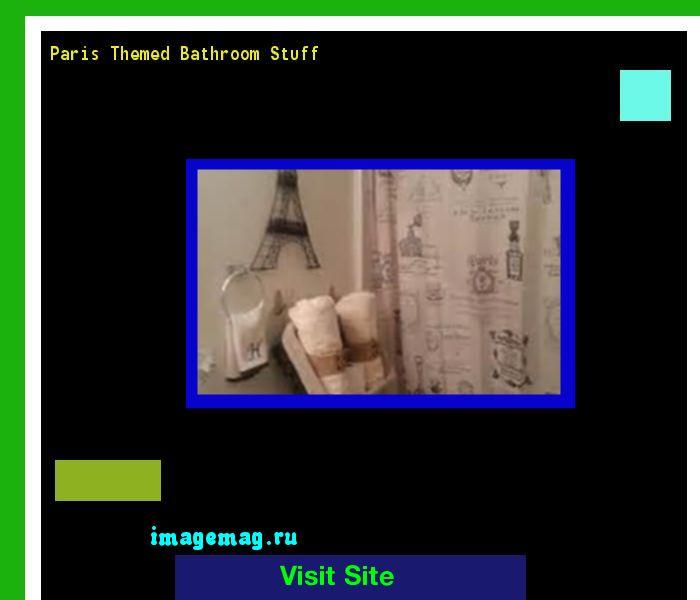 Paris Themed Bathroom Stuff 160630 - The Best Image Search