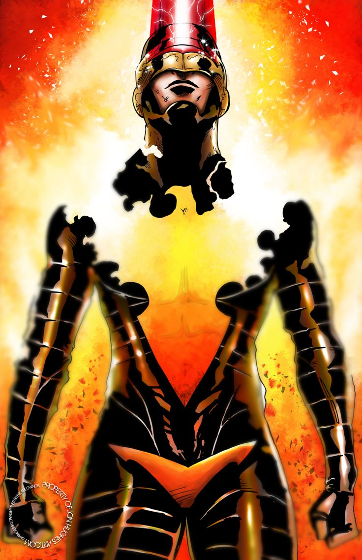 Phoenix Cyclops by Jon Hughes