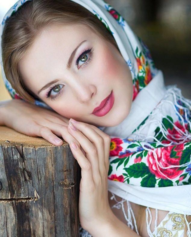 российская женская фотография семье