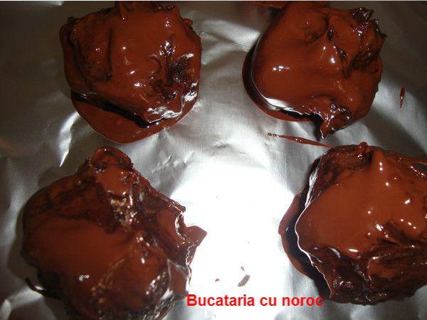 Bucataria cu noroc -  Trufe oreo, trufe de ciocolata