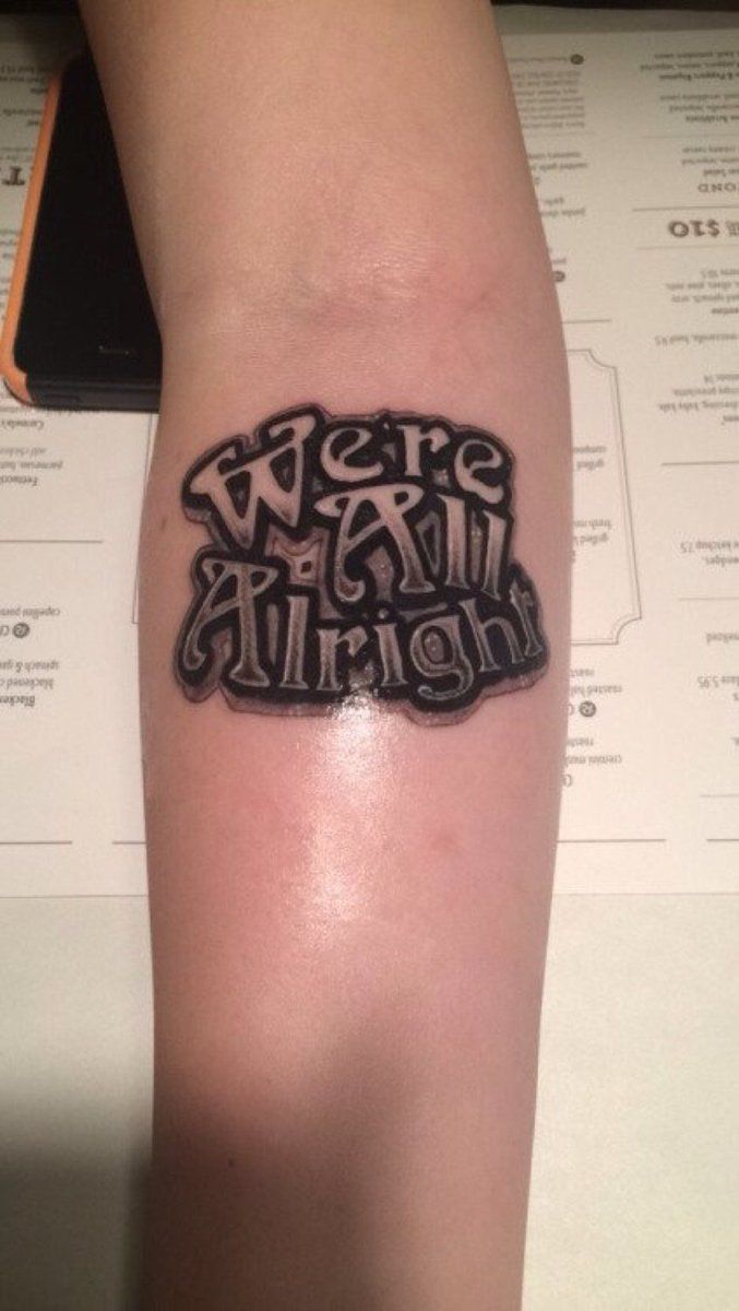 Image Result For That 70s Show Tattoo Tattoos Tattoos And Piercings Ink Tattoo