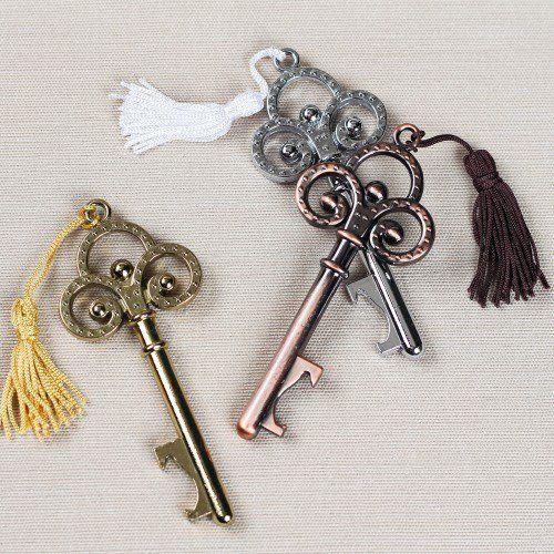 Vintage Key Bottle Opener by Beau-coup
