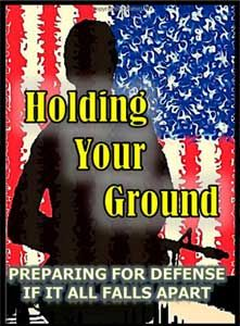 A good summary of an instructional guide that addresses an often overlooked aspect in prepping literature: defending your home during a SHTF situation.