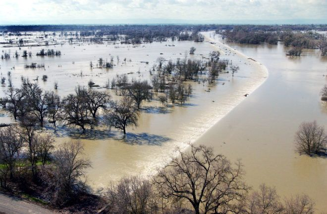 California Floods Its Fields to Keep Its Cities From Flooding #ITBusinessConsultants