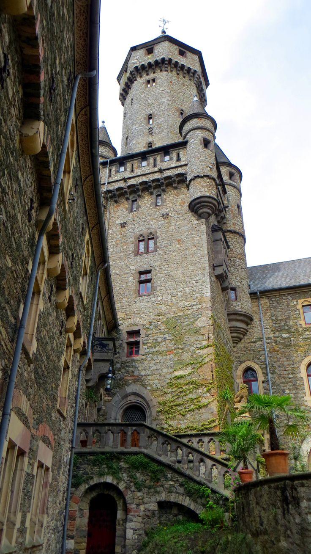 Braunfels Castle, Sauerland, #Germany | NTripping.com