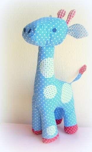 Makerist - Giraffe - 1