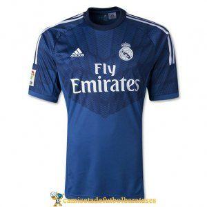 Camisetas real madrid futbol portero casa 2014-2015 @ http://www.camisetadefutbolbaratases.com/la-liga-camiseta-real-madrid-c-50_56.html