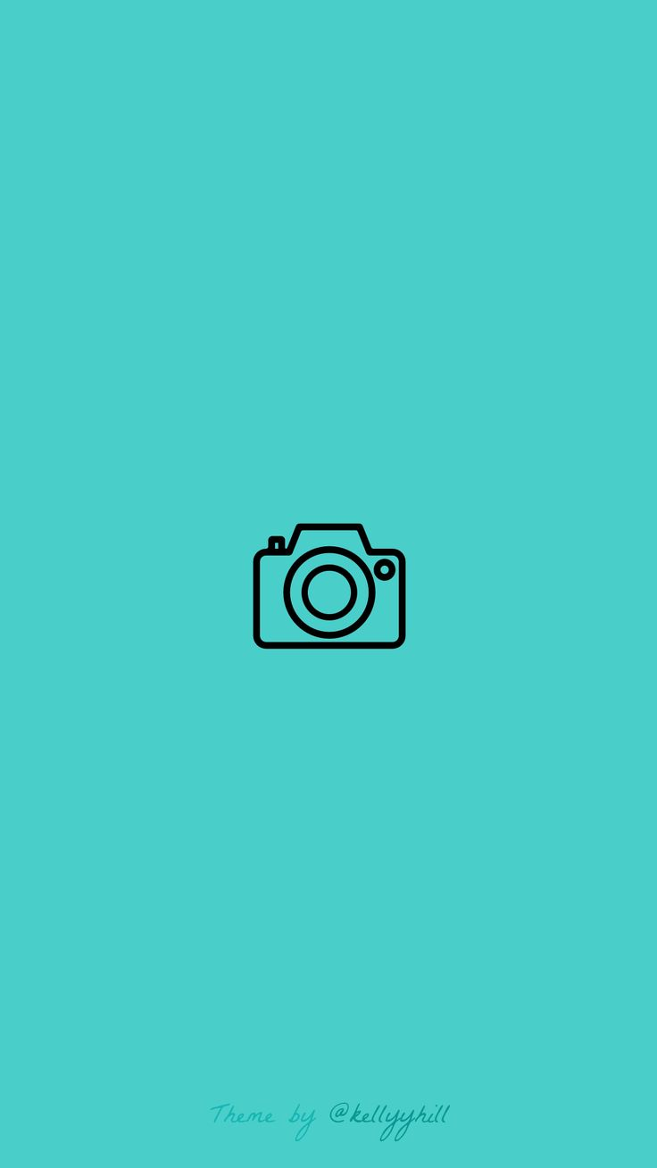 Kelly Hill Free Instagram Highlights Template Tropical