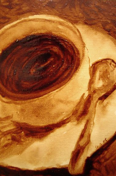 Coffee Art® | Cup & Spoon