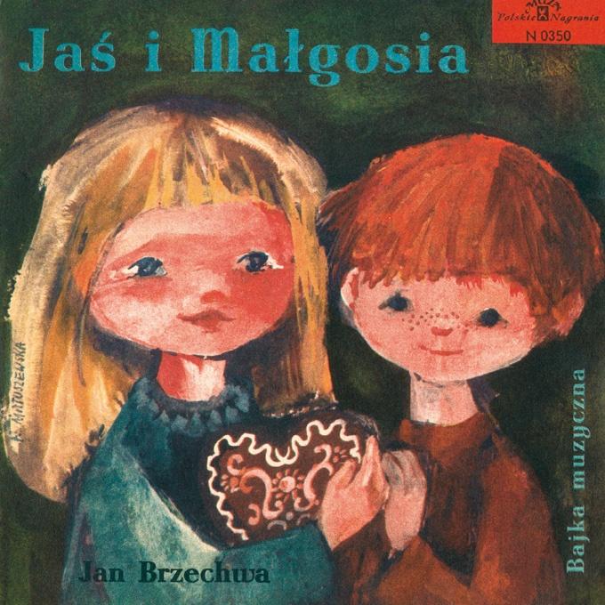 """Bajki-Grajki nr 16 """"Jaś i Małgosia"""""""
