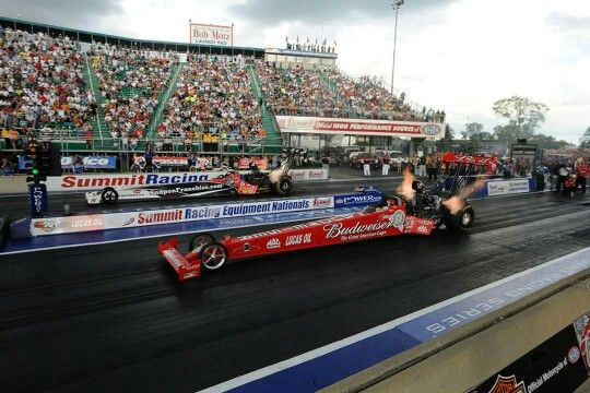 Doug Herbert Beats Brandon Bernstein To Take Home The Wally At Norwalk 2008 Nhra Drag Racing