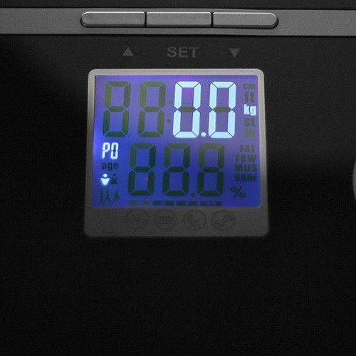 Comprar balanza personal Tristar WG2424 al mejor precio. Esta elegante báscula calcula el peso, la grasa corporal, el porcentaje de agua del cuerpo y la masa muscular de sus...