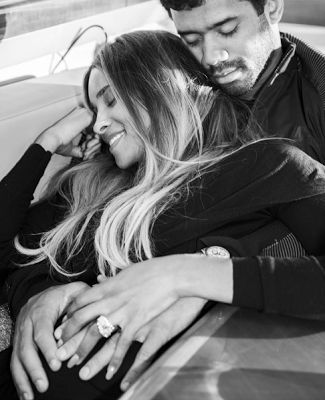 Ciara & Husband Russell Welcome Baby Girl