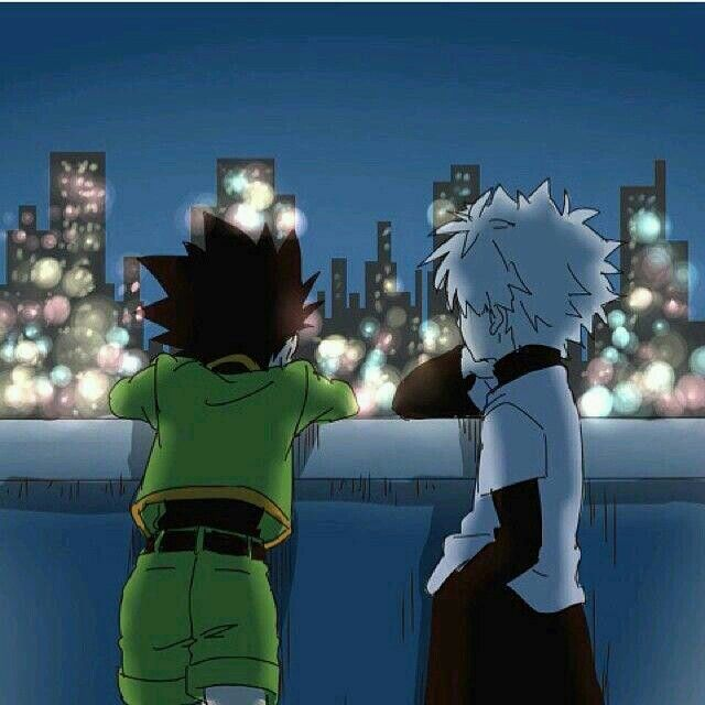 Hunter x Hunter || Killua Zoldyck, Gon Freecs || #hxh #killua #gon