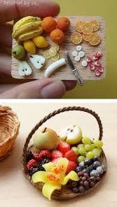 Resultado de imagen para miniatures food